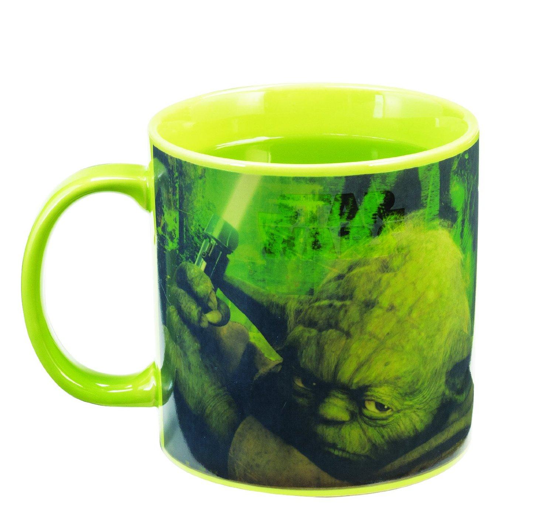 Ultimate Heat Reactive Yoda Mug