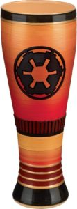 Darth Vader Hurricane Glass 2