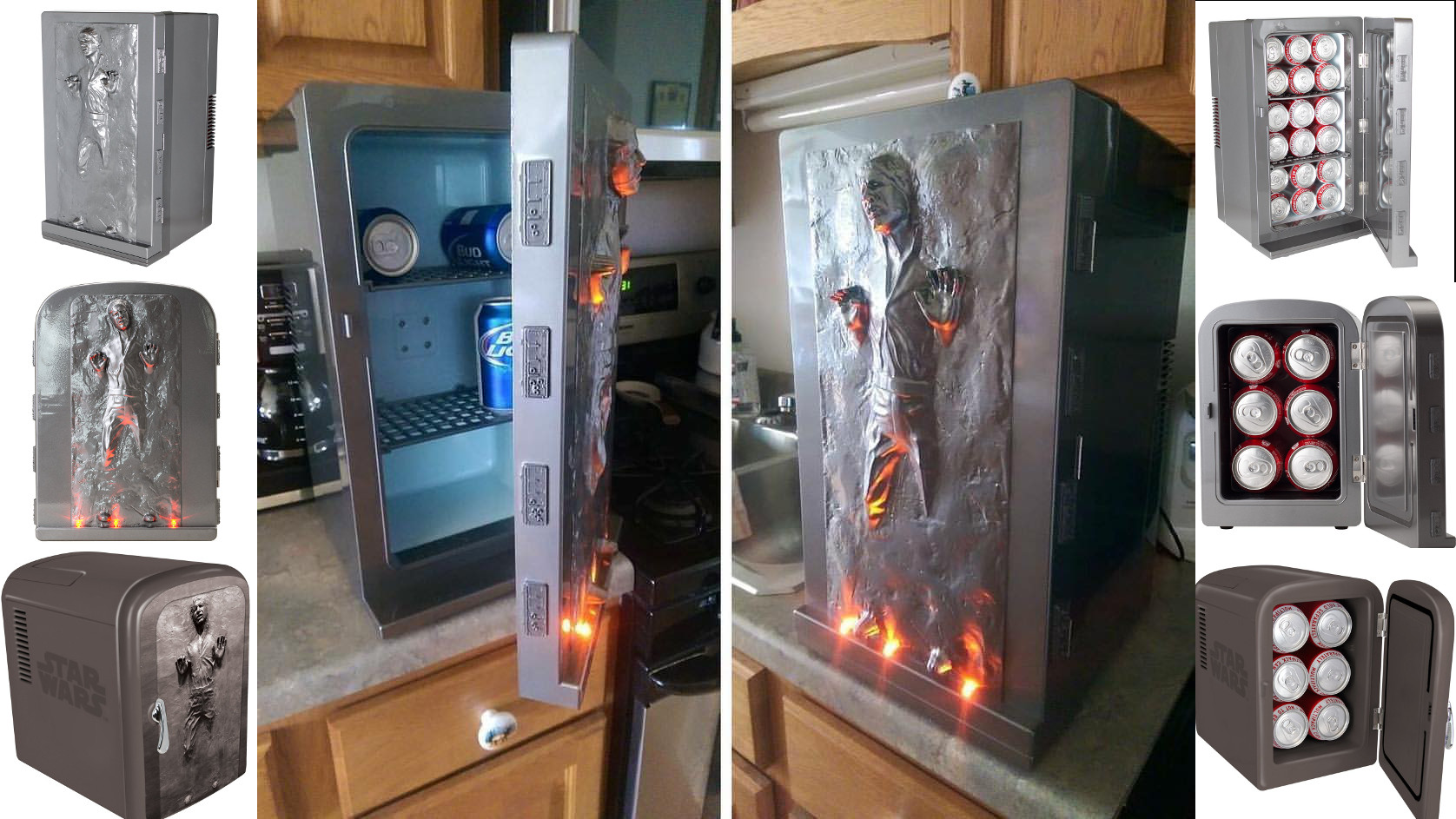 Which Han Solo Fridge is Right for You