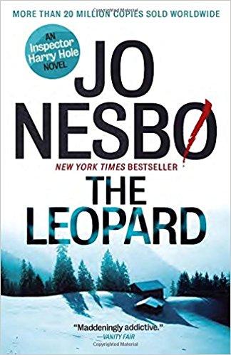 Jo Nesbo The Leopard