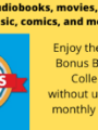 Running low on your Hoopla borrows? The Free Bonus Borrows program has been extended to May 31!
