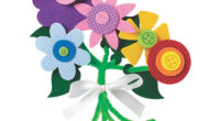 Make a Permanent Bouquet for Mom With Our Take and Make Craft!