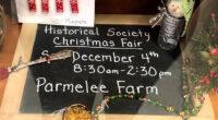 Killingworth Historical Society's Christmas Fair