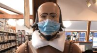 For Everyone's Safety - Masks Are Required While in the Library Building