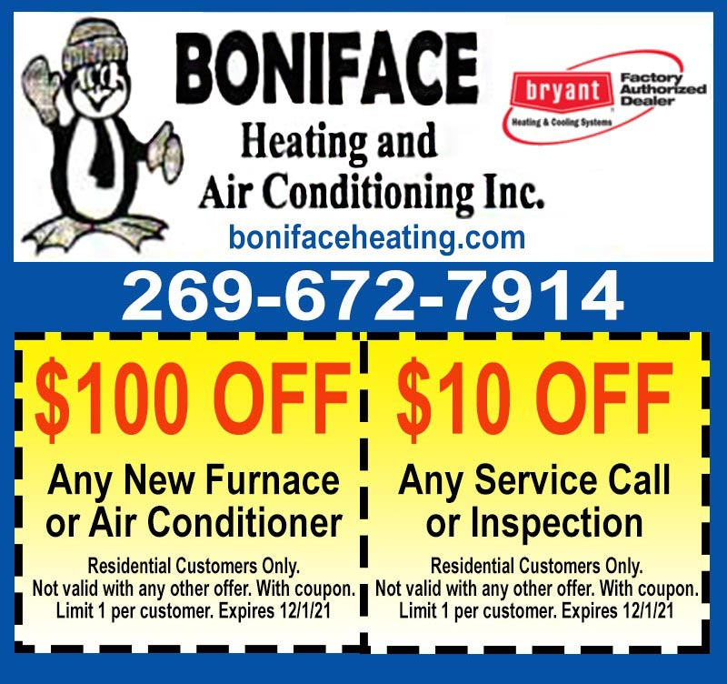 hvac special coupons