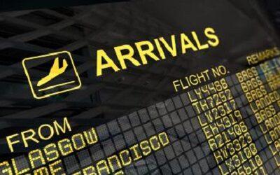 Encuesta INE: ocupados en turismo cayeron un 11,1% en el último trimestre