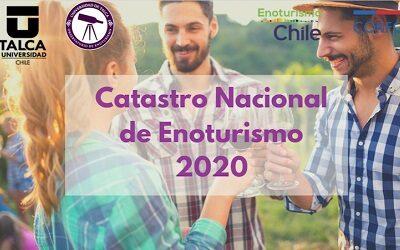 Reveló Catastro Nacional de Enoturismo: más de 140 viñas abiertas al turismo