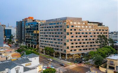 Hyatt Centric San Isidro Lima es Best Of The Best en Travellers' Choice 2021