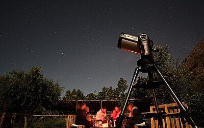 Empresas de astroturismo preparan protocolos para su reapertura en Coquimbo