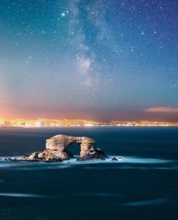 Monumento Natural La Portada de Antofagasta