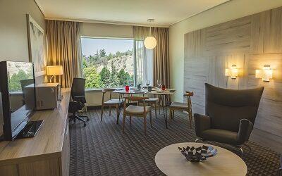 Arriendo alternativo de departamentos en los mejores hoteles de Santiago