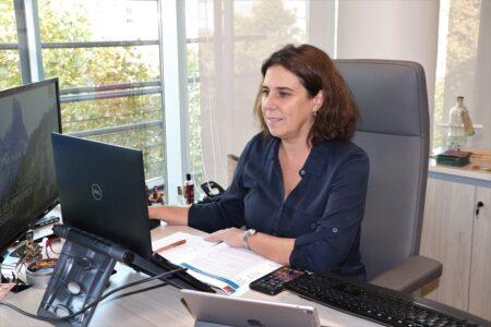 Directora nacional de Sernatur, Andrea Wolleter