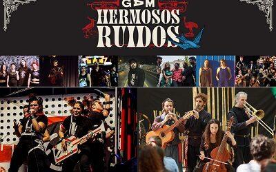 «Hermosos ruidos»: siete conciertos gratuitos ofrece GAM en plataforma digital