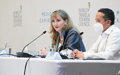 Cancún se encuentra listo para el desarrollo de la Cumbre Mundial del WTTC