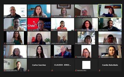 Encuentro nacional abordó los desafíos del Turismo de Reuniones en Chile