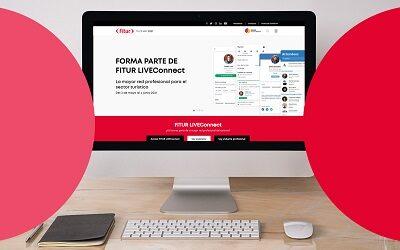 Chile estará en FITUR 2021 a través de red profesional digital LIVEConnect