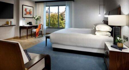 Hotel Hyatt Regency, Madrid.