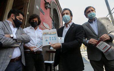 Ministerio de Economía y gremio gastronómico piden reforzar medidas sanitarias