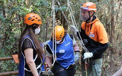 PAR Impulsa de Corfo apoya proyecto de turismo en San José de Maipo