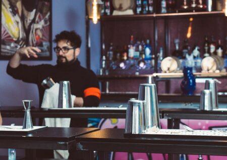 Pisco Lab en Bar Academy