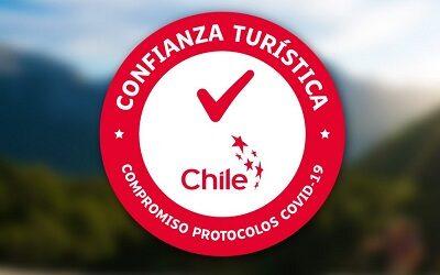 «Confianza Turística» un distintivo que da respaldo de cara a la reactivación