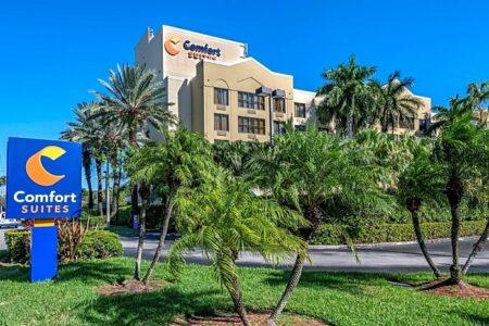 Hotel Comfort Suites Miami – Kendall.