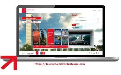 Ya llega Chile Virtual Expo Tourism: la primera feria digital multimercado