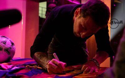 Hard Rock celebra 50 años y anuncia a Lionel Messi como su nuevo embajador