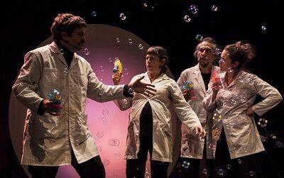 Centro GAM: obra de teatro virtual ofrece un recorrido por el universo