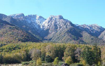 Reserva de la Biosfera Nevados de Chillán – Laguna del Laja  cumplió 10 años