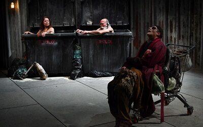 GAM abre sus salas con un estreno presencial de teatro posapocalíptico