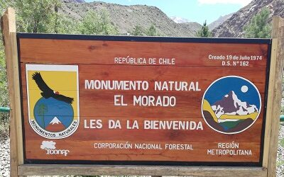 Monumento Natural El Morado reabre sus puertas en Cajón del Maipo