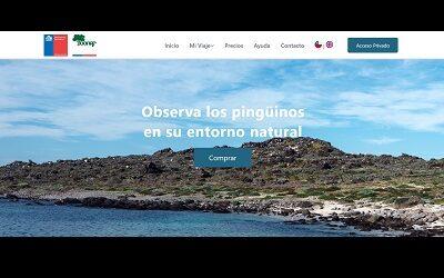 Conaf lanza plataforma de venta de entradas en línea para áreas protegidas