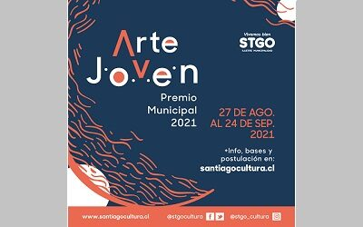 Premio Municipal Arte Joven abrió convocatoria para versión de 2021