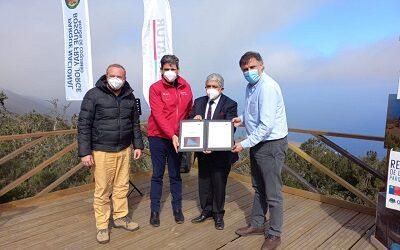 Parque Nacional Fray Jorge recibe recertificación como Reserva Starlight