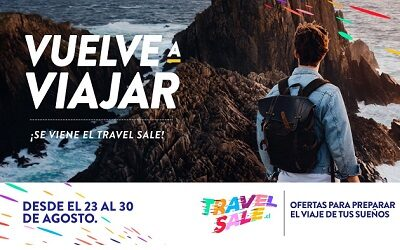 Con atractivas y variadas ofertas llega nueva versión del Travel Sale