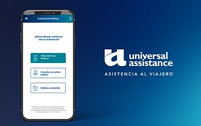 Universal Assistance relanzó su App con Autogestión Médica Mobile