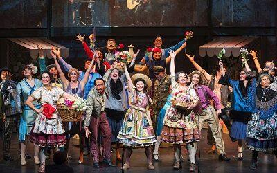 """GAM: celebra el """"18 chico"""" con música, gastronomía, circo y chilenidad"""