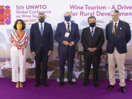 5ª Conferencia Mundial de la OMT sobre Turismo Enológico