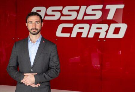 Daniel Escolá, country manager de Assist Card en Chile