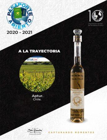 Premio Pasaporte Abierto a la Trayectoria 2021