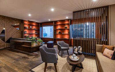Estancias prolongadas y confortables en Residence Inn By Marriott Bogotá