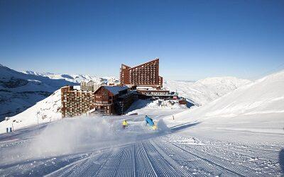 Valle Nevado se prepara para recibir a los fanáticos del esquí y snowboard