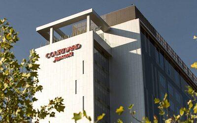 Courtyard Santiago Las Condes ofrece delicioso buffet dieciochero
