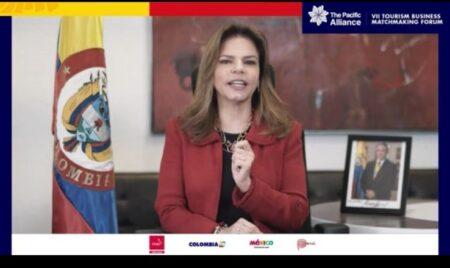 Flavia Santoro Trujillo, presidenta de ProColombia