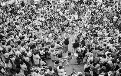 Centro GAM: la lucha histórica de mujeres se exhibe en fotos inéditas