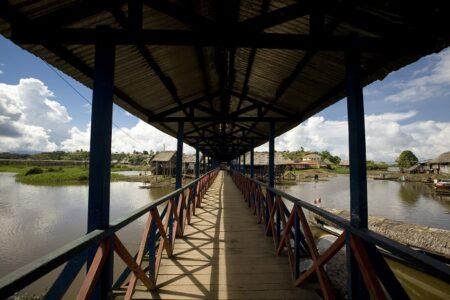 Barrio de Belén, Iquitos.