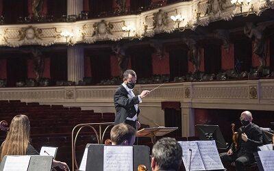 Centenario del estreno de emblemática obra de compositor Enrique Soro