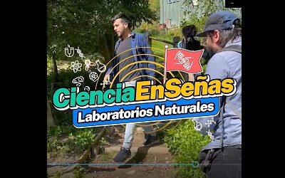 Explora Biobío estrenará la tercera temporada de serie Ciencia EnSeñas
