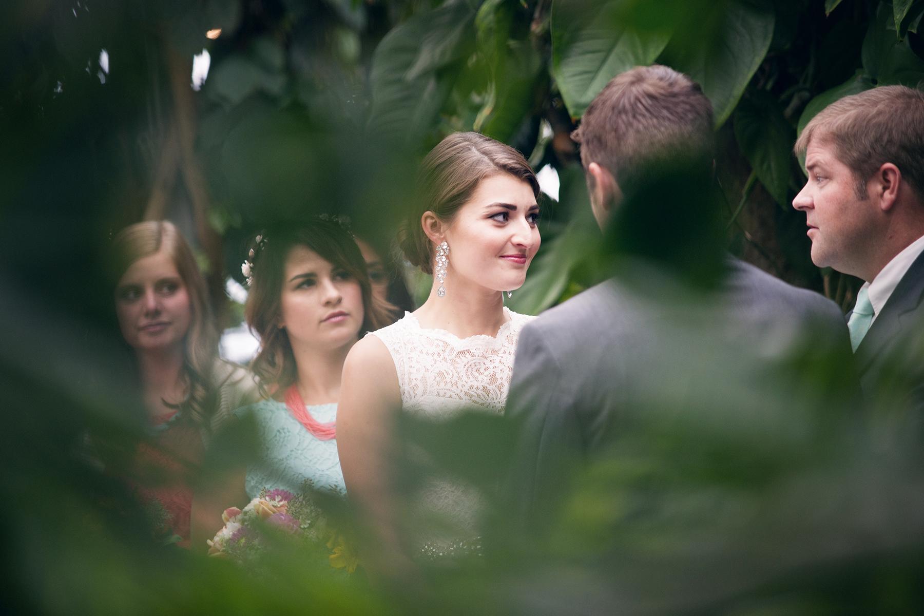 Utah Wedding Ceremony Pictures Le Jardin